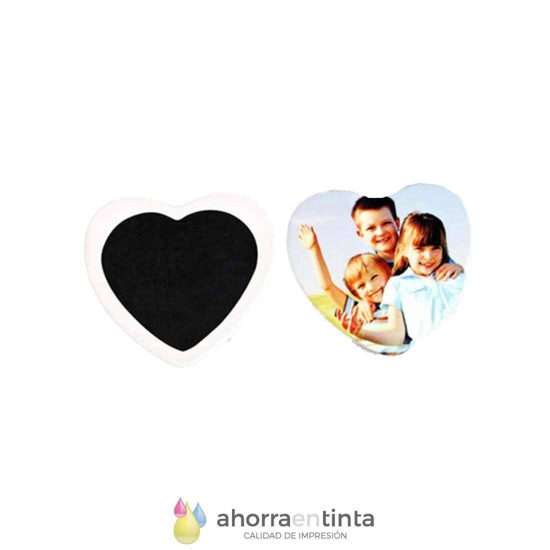Foto de producto Iman de cerámica forma corazón