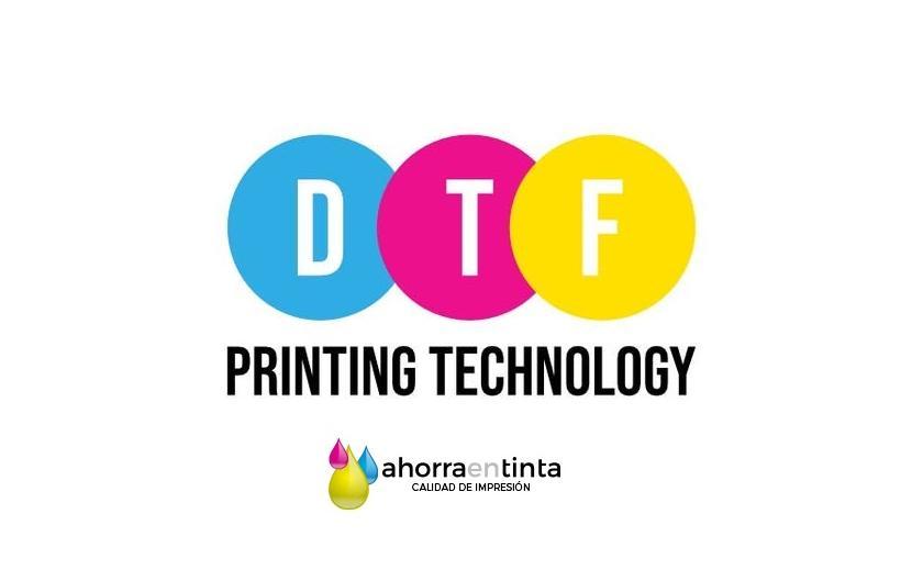 Tinta y adhesivo para impresoras DTF