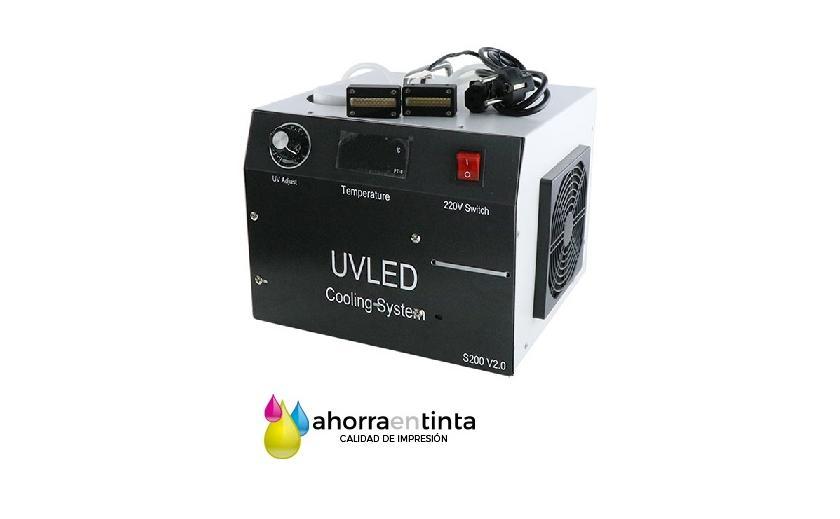 Mantenimiento de cabezales en impresoras UV LED