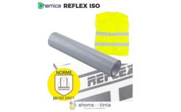 Vinilo textil PU de corte reflectante Chemica REFLEX