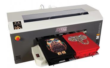 Impresoras y tintas DTG