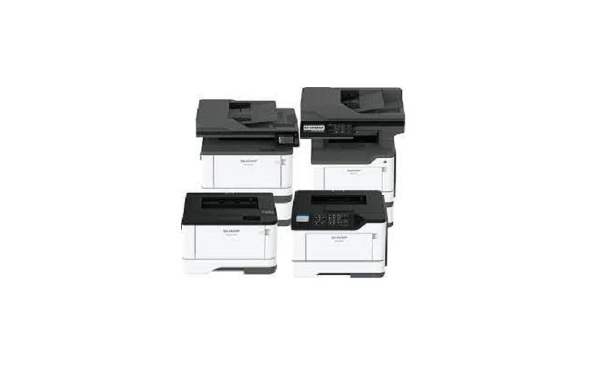 Nuevos equipos de impresión Sharp