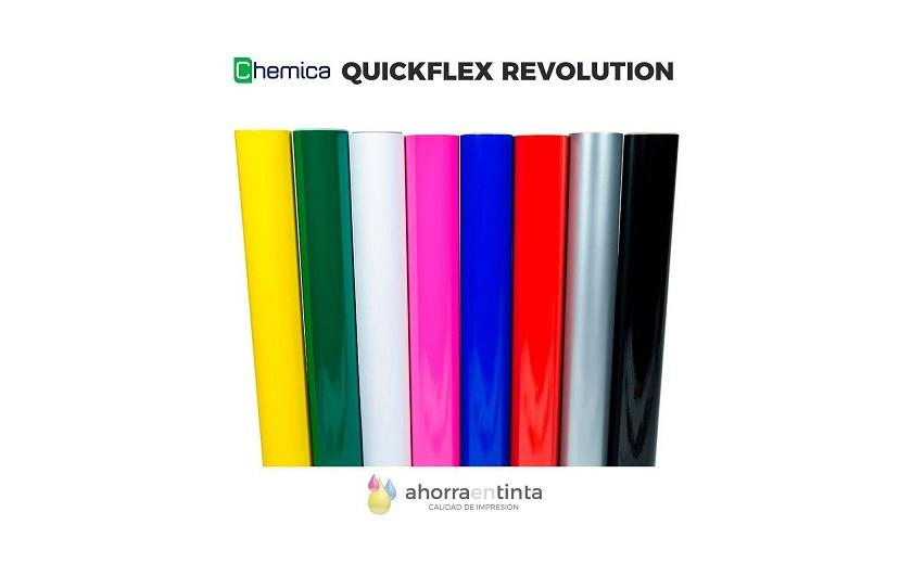 Vinilo Quickflex Revolution