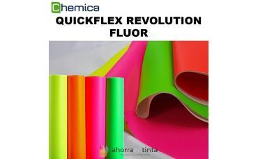 Nuevo vinilo textil con colores fluor